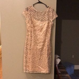 Formal women's dress